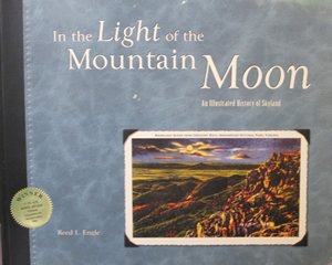 In The Light of the Mountain Moon