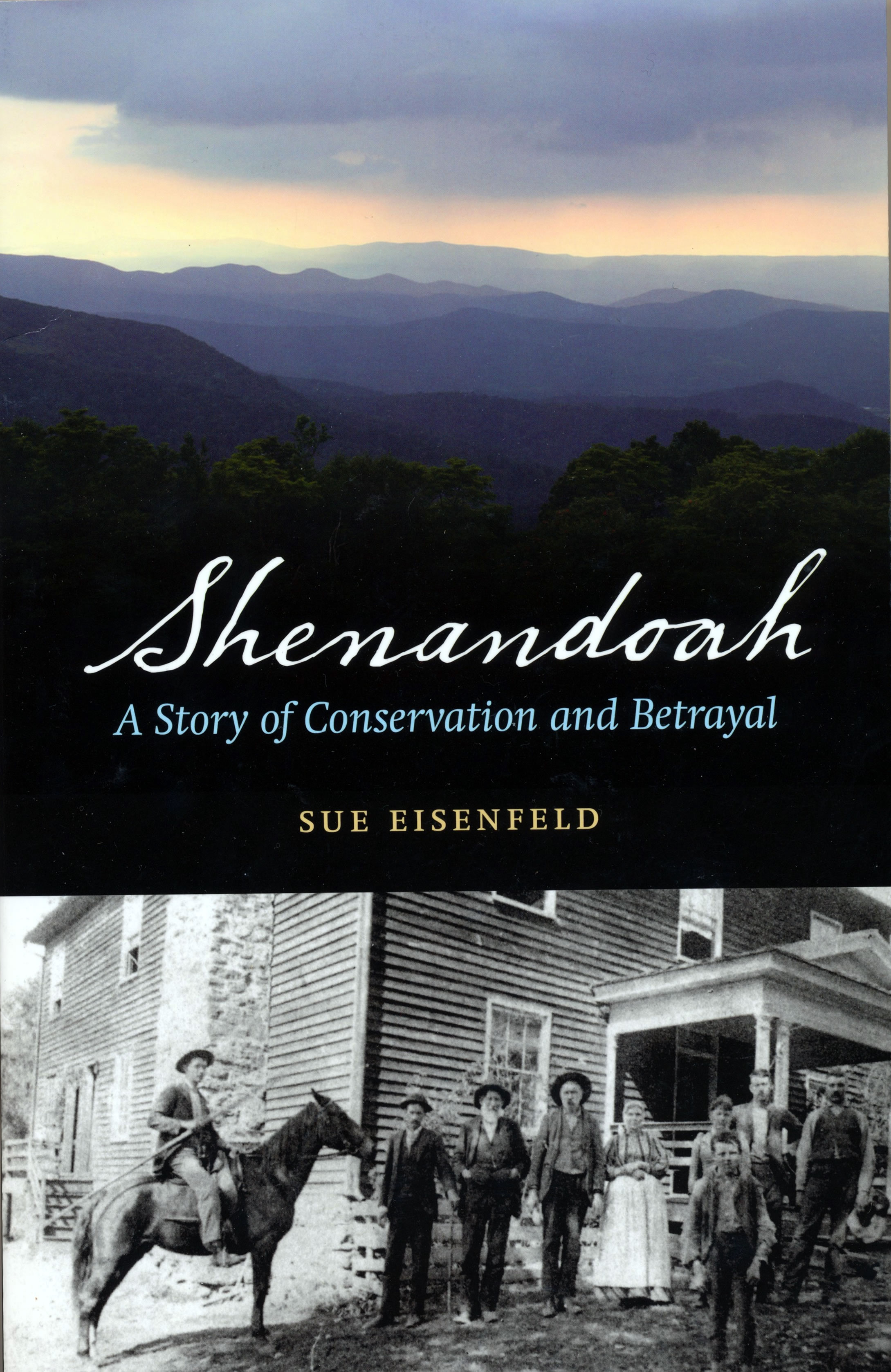 Shenandoah by Sue Eisenfeld